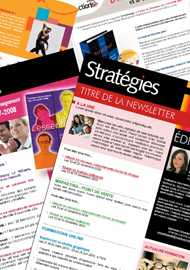 Stratégies - Newsletters et emailings - Web agency Paris