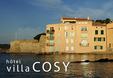 Villa Cosy - Sites Web et mobile  - Agence digitale Paris