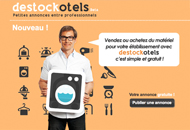 Destokhotels - Sites Web et mobile  - Agence digitale Paris