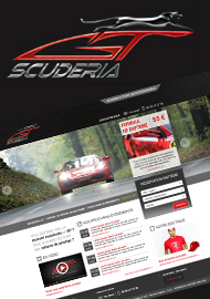 ScuderiatGT - Sites Web et mobile - Agence Interactive Paris