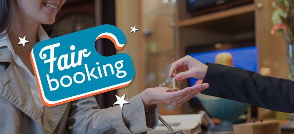 FairBooking - Sites Web et mobile  - Agence digitale Paris