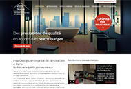 Interdesign - Sites Web et mobile - Web agency Paris
