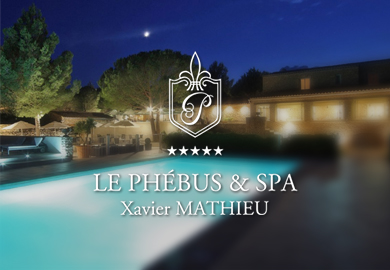Le Phébus & Spa - Sites Web et mobile  - Agence digitale Paris