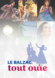 Cinéma Le Balzac - Sites Web et mobile - Web agency Paris